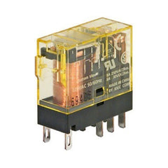 Idec Slimline Relay with Indicator DPDT 24V DC 8 Amp