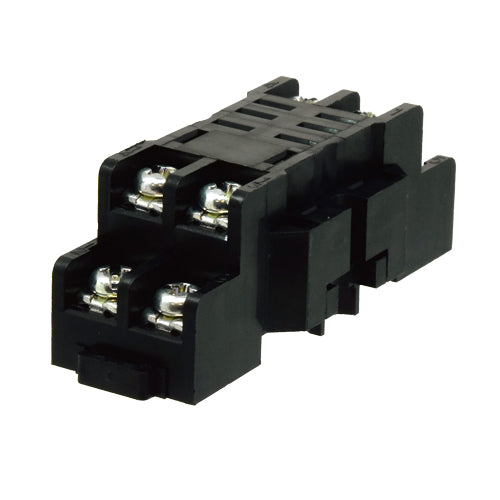 Idec Relay Socket Finger-Safe for RH2B