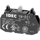 YW Series Contact Block 1NO