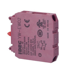 YW Series Contact Block 2NC