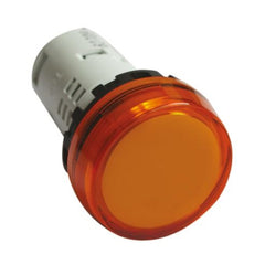 Idec LED Pilot Light 12V Amber