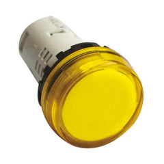 Idec LED Pilot Light 12V Yellow