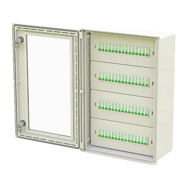 GRP Distribution Board 600H x 400W x 200D IP66