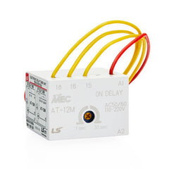 LS On Delay MetaMEC 0.1-30s 100-220V AC/DC