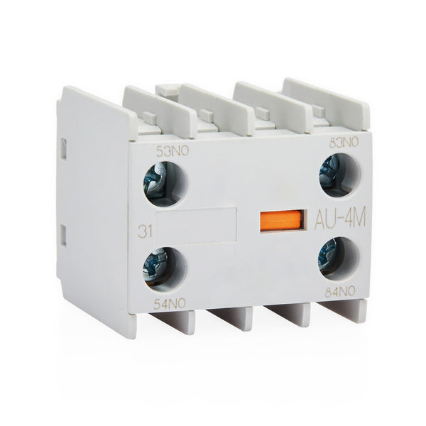 LS Auxilary Contact MetaMEC, Front Mounted 1 x N/O, 1 x N/C