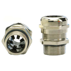 EMC Brass Cable Gland 40mm