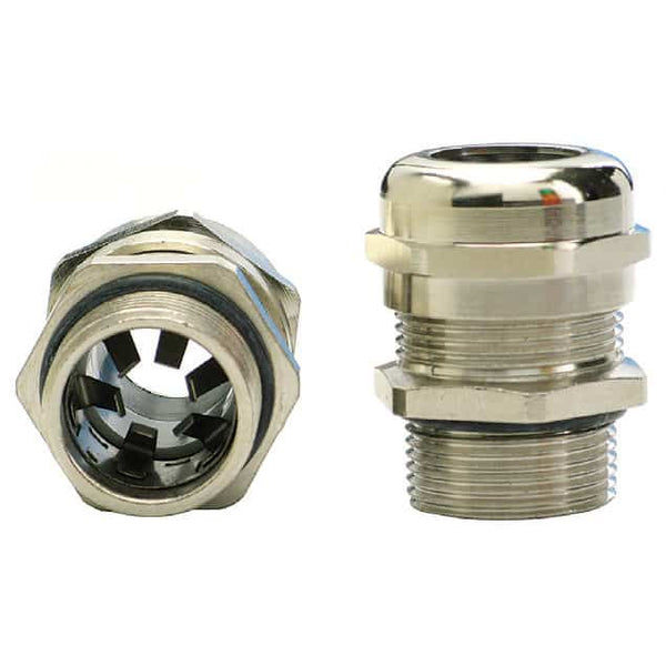 EMC Brass Cable Gland 12mm