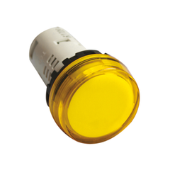 Idec LED Pilot Light 24V Yellow