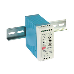 Meanwell Power Supply 24V 41W 1.7A Din Mount MDR Series