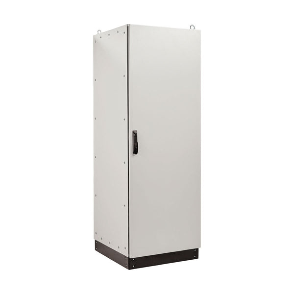 1860H x 1000W x 600D IP55 Floor Standing Electrical Cabinet - Flat Pack