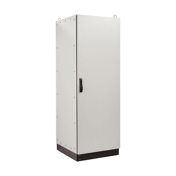Galvanised Steel Electrical Cabinet 1860H x 600W x 600D IP55