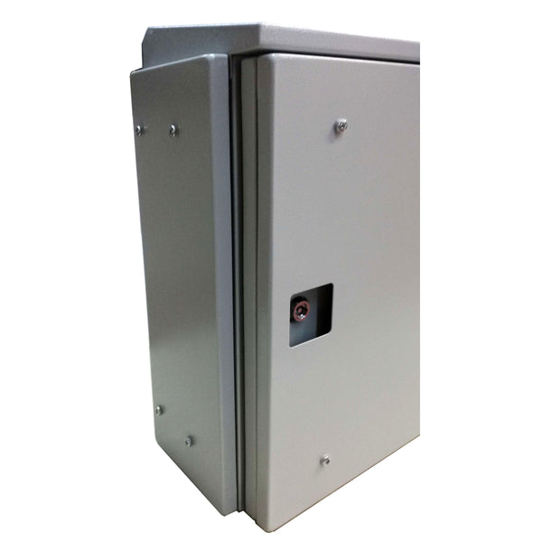 Sun Shield to Suit 500 H x 400 W x 200 D Electrical Enclosure