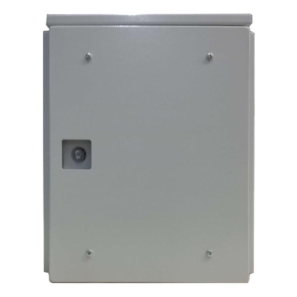 Stainless Steel Sun Shield to suit 500 H x 400 W x 200 D Electrical Enclosure