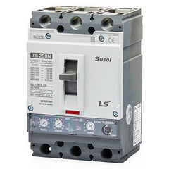 LS MCCB Moulded Case Circuit Breaker Susol 50kA 3 Pole 50kA 100 - 125 Amp