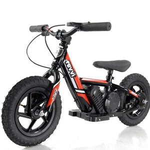 2019 - Lithium Revvi Kids Electric Dirt Bike - 24v Motorbike - Red - EpicStuff