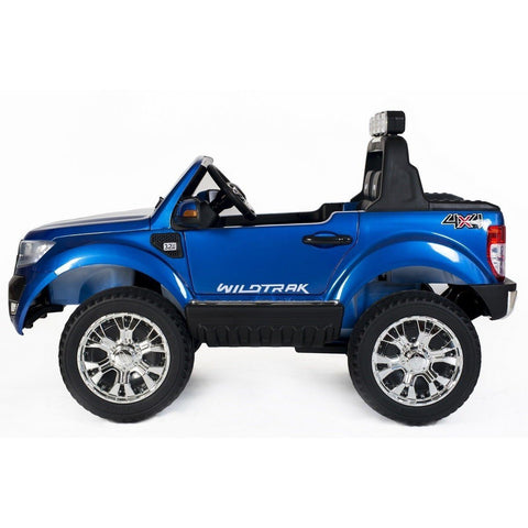 Ford Ranger Wildtrak 2017 Licensed 4WD 24V* Battery Ride On Jeep - Blue - EpicStuff