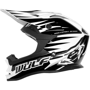 Wulfsport Kids Advance Helmets - Multiple Colours - EpicStuff