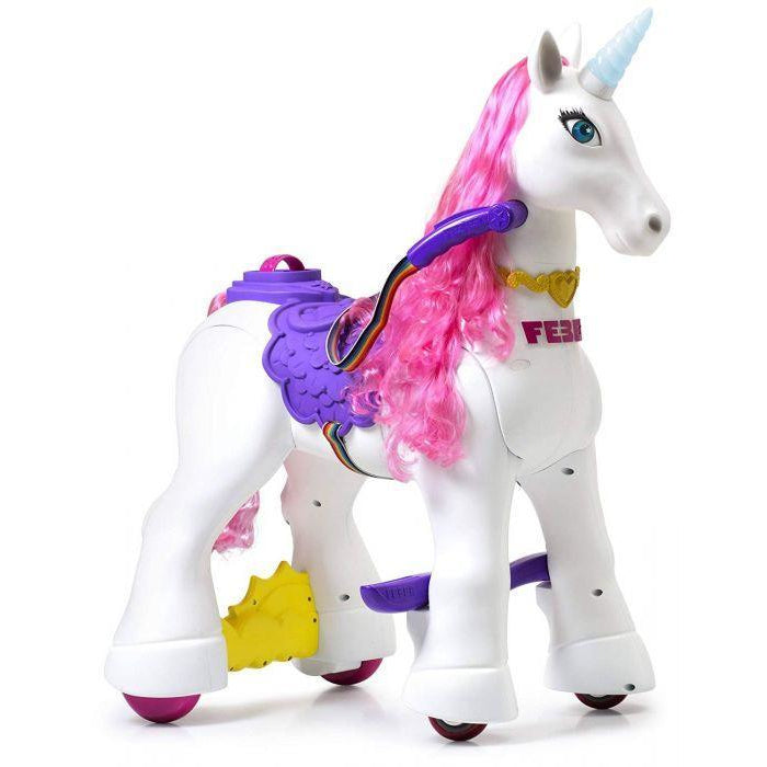 Feber My Lovely Unicorn 12V Ride On - EpicStuff