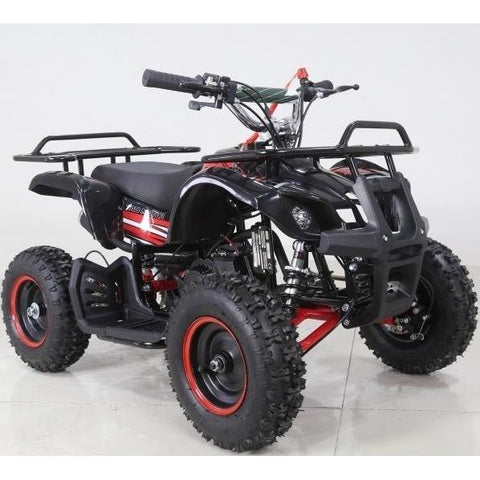 Hawkmoto Mini Kids Farm Quad FRM 50cc - Red - EpicStuff
