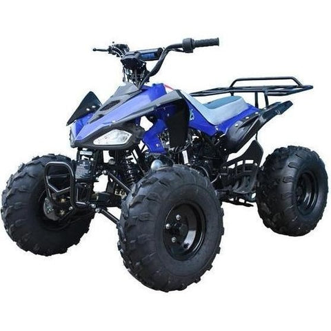 "Cheetah 125cc Youth Quad Bike 8"" Fat Boi Tyres - Blue -  Pre order - EpicStuff"