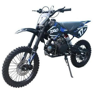 DB17 TAO USA Motocross Dirt Bike 125cc - Blue 14/17 - EpicStuff