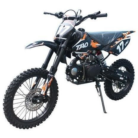 DB17 TAO USA Motocross Dirt Bike 125cc - Orange 14/17 - EpicStuff