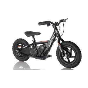 2019 - Lithium Revvi Kids Electric Dirt Bike - 24v Motorbike - Black - EpicStuff