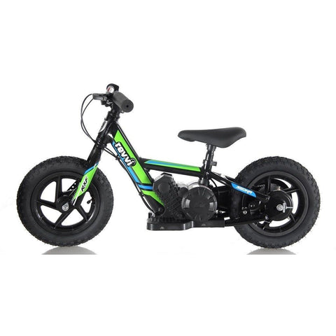 2019 - Lithium Revvi Kids Electric Dirt Bike - 24v Motorbike - Green - EpicStuff