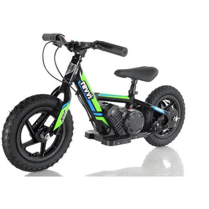 2019 - Lithium Revvi Kids Electric Dirt Bike - 24v Motorbike - Green - Pre-order - EpicStuff