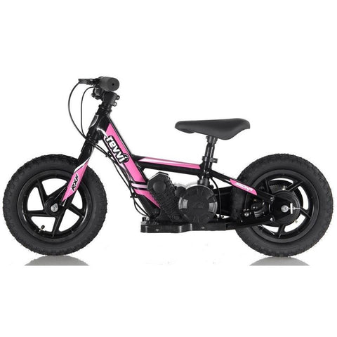 2019 - Lithium Revvi Kids Electric Dirt Bike - 24v Motorbike - Pink - Pre-order - EpicStuff
