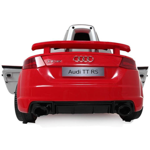 12V Licensed Audi TT RS - Red - EpicStuff