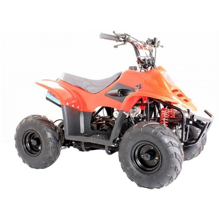 Tao Boulder B1 110cc Petrol Kids Quad Bike - Orange - EpicStuff