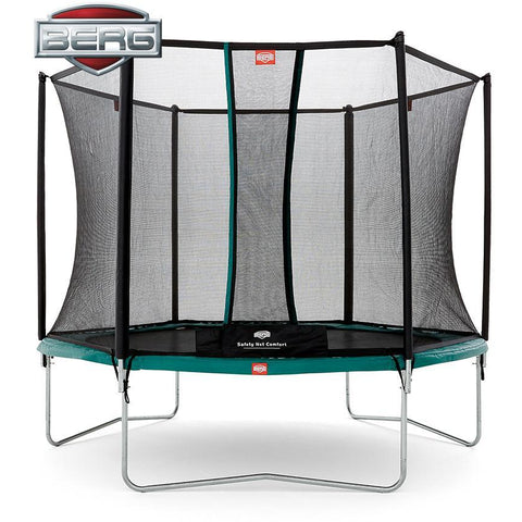 BERG Talent Trampoline  + Safety Net Comfort - 3 sizes - EpicStuff
