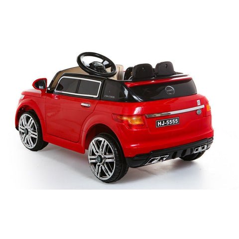 Battery Powered - 12V Range Rover Style Ride On Car - Red - Pre order - EpicStuff