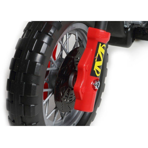 Mini Motocross - 6V Kids' Electric Ride On Bike - Red - EpicStuff