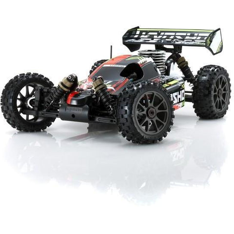 KYOSHO INFERNO NEO 3.0 READYSET T1 (KT231P-KE21SP) - RED - EpicStuff