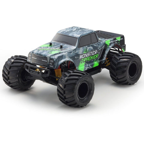 KYOSHO MONSTER TRACKER 1:10 EP (KT232P) - T1 READYSET - EpicStuff