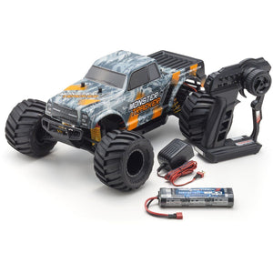 KYOSHO MONSTER TRACKER 1:10 EP (KT232P) - T2 READYSET - EpicStuff