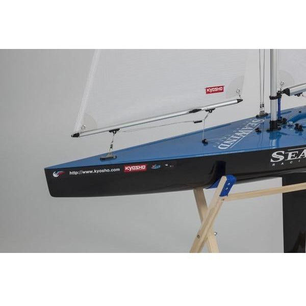 KYOSHO SEAWIND CARBON READYSET RC SAILBOAT (KT431S)