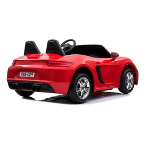 Super Sport XXL 24V Ride On Car with Twin 180W Brushless Motors - Red - EpicStuff