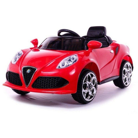 12V 4C Electric Roadster Ride On Car - Red - EpicStuff