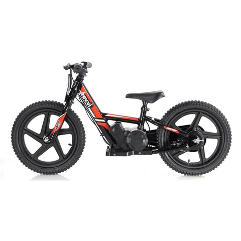"Revvi Lithium 16"" Kids Electric Dirt Bike - 24v Motorbike - Red - Pre Order - EpicStuff"