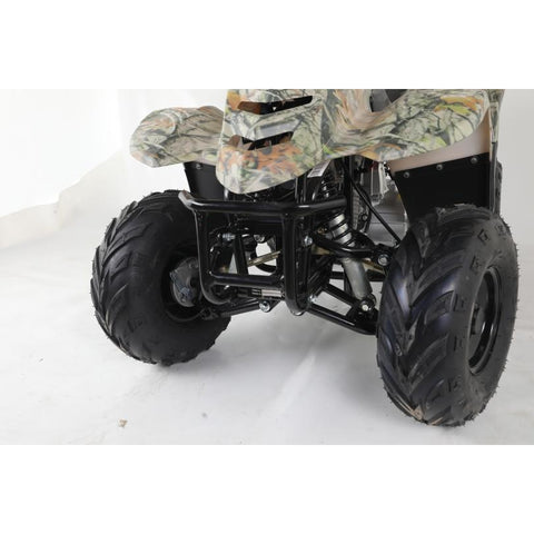 Tao BIG foot 110cc Petrol Kids Quad Bike - Forest Camo - EpicStuff