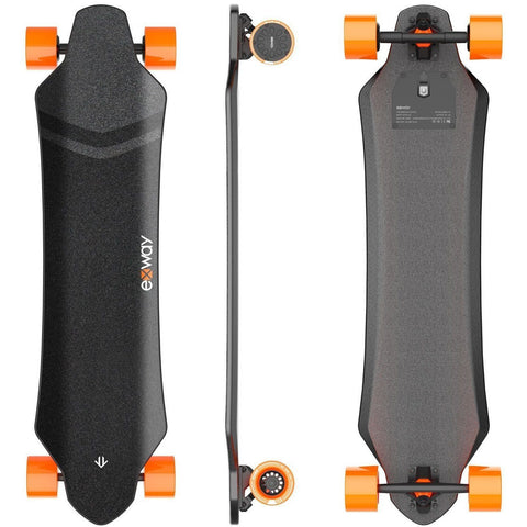 EXWAY X1 ELECTRIC SKATEBOARD - 25MPH TOP SPEED - EpicStuff