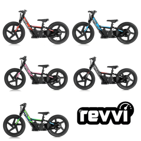 "Revvi Lithium 16"" Kids Electric Dirt Bike - 24v Motorbike - 5 Colours - Pre Order - EpicStuff"