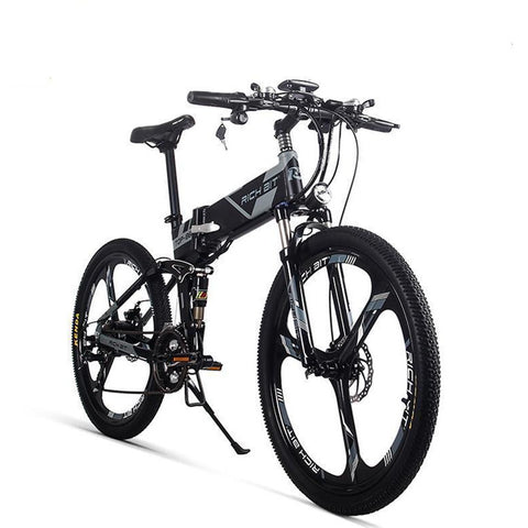 RichBit RT-860 36V*250W 12.8Ah Electric Mountain Bike - EpicStuff