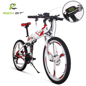 Richbit RT-860 Electric Mountain Bike 250W -36V - 21 Speed - EpicStuff