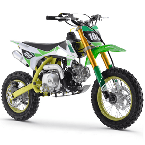 Renegade 110R 110cc 4-Stroke Petrol Dirt Bike - Green - EpicStuff