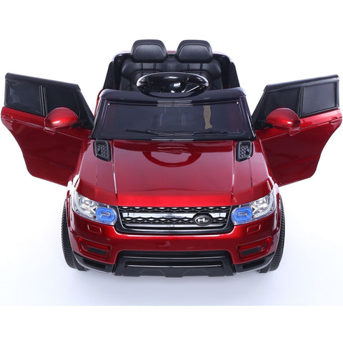 Mini HSE Range Rover Style 12v Child's Ride On Jeep - Red - EpicStuff
