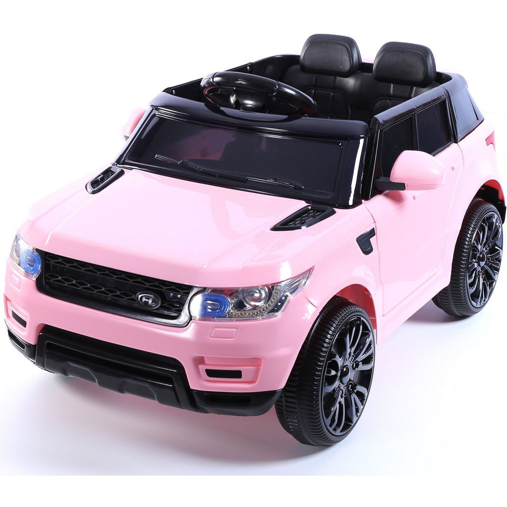 Mini HSE Range Rover Style 12v Child's Ride On Jeep - Pink - EpicStuff
